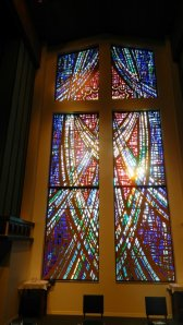 Stained Glass at Advent Grace, Melbourne Beach, FL